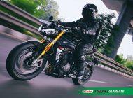 Triumph Speed Triple 1200 RS: Redefining Hooliganism