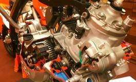 KTM unveils world's first 2-stroke fuel injection Enduro Machines