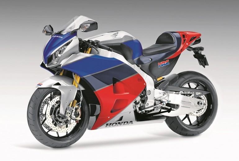 Updated Honda CBR1000RR Fireblade and RVF1000 for 2017?